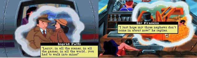 Leisure Suit Larry 5 Fantasies