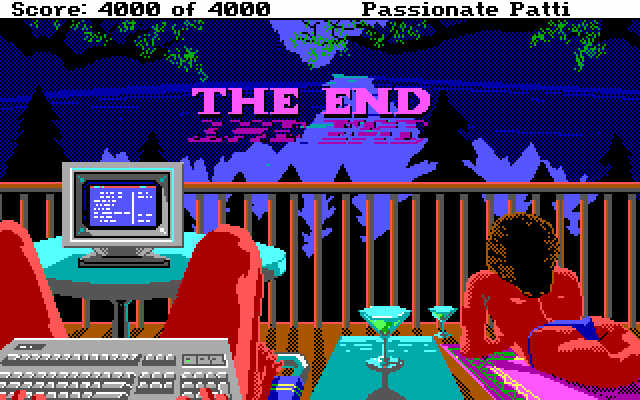 Leisure Suit Larry 3 The End