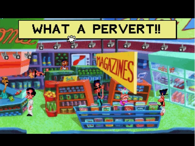 LSL1VGA Pervert