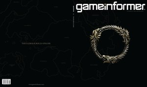 Game Informer June Cover - The Elder Scrolls Online