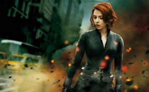Black Widow Avengers