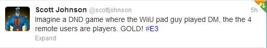 DND Wii U