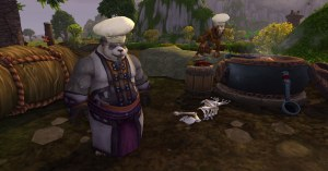 Pandaren Master Chef