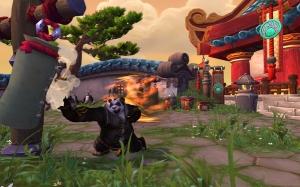 Pandaren Chi Punch